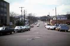 Marshall, Texas, 1970s