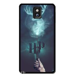 stag patronus harry potter Samsung Galaxy S3 S4 S5 Note 3 Case