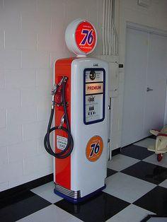 Union 76 Gasoline Contour Cut Vinyl Decals Sign Stickers Motor Oil Gas Globes