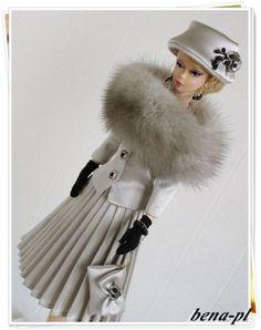 bena-pl-Clothes-for-FR-Victoire-Roux-Silkstone-amp-Vintage-Barbie-OOAK-outfit