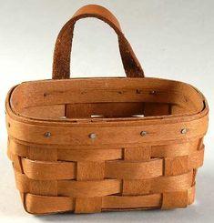 Longaberger Basket WoodCrafts Large Chalkboard Tie-On Lot of 4