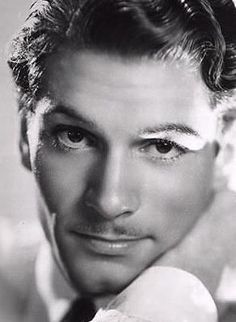 Sir Lawrence Olivier,  Acting Legend and Great Beauty in his 20'-30's. He played Heathcliff in Withering Heights.  Original Pin: Lisa Forir