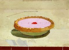 Painting by Euan Uglow