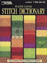 Common Plastic Canvas Stitches -
