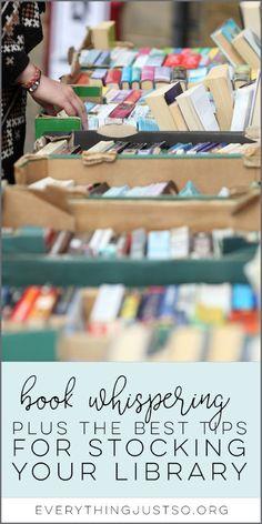 Book Whispering Plus