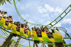 ADLABS Imagica Theme Park, India Designed By Attractions-International Ltd. #themepark# #planning# #rollercoaster#