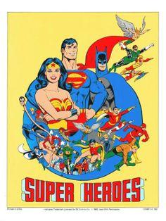 DC Heroes •Jóse Luís Garcia López