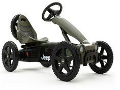 Jeep® Adventure Pedal Go-kart
