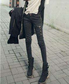 to look good in skinny jeans... OMFG!!!