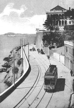 Marseille Autrefois, la Corniche !                                                                                                                                                                                 Plus