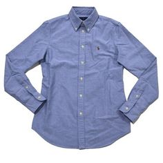 cool Polo Ralph Lauren Women's Custom Fit Oxford Button Down Shirt Check more at http://shipperscentral.com/wp/product/polo-ralph-lauren-womens-custom-fit-oxford-button-down-shirt-13/