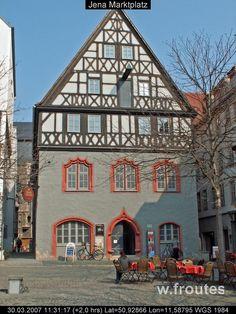 Jena Marktplatz
