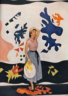 Matisse et la mode photo de Cecil Beaton