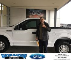 Waxahachie Ford Customer Review  Thank you JT didn't think you could do it but you pulled through thanks again.   Roger, https://deliverymaxx.com/DealerReviews.aspx?DealerCode=E749&ReviewId=55384  #Review #DeliveryMAXX #WaxahachieFord