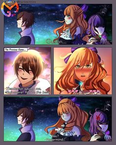 This is the first time i made a comic 😂 Not really a comic, it looks more like a fake screenshot :) It makes no sense but its whatever 😂 . Mobiles, Moba Legends, The Legend Of Heroes, Mobile Legend Wallpaper, How To Make Comics, A Comics, Funny Moments, All Art, My Best Friend
