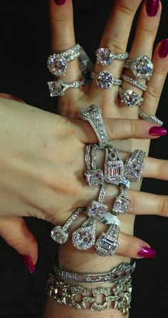 Never too many #diamonds