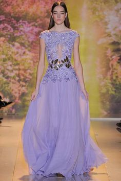 """fashionsprose: """" Zuhair Murad Couture S/S 2014 """""""