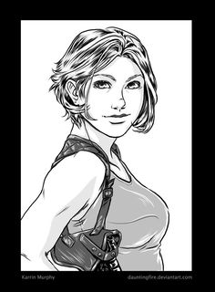 """Role Model: Karrin Murphy from the """"Dresden Files"""" series by Jim Butcher"""
