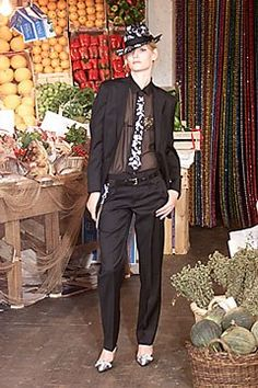 Dolce & Gabbana Spring 2000 Ready-to-Wear Collection Photos - Vogue