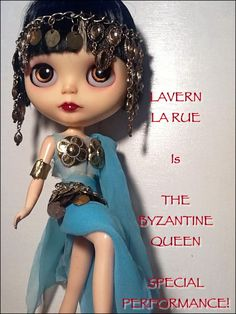 "https://flic.kr/p/ofG8XH | LaVern La Rue: The Byzantine Goddess: Part 1 (Outfit by SwaggyWiggums) | LaVern looks back on the Jazz Age when she was in London:  LaVern: ""Did you ever have an experience that you were so sure would be amazing? This experience reminds me of Scott Fitzgerald's saying that he 'wanted to surprise and impress people.' I wanted exactly that as I prepared to appear at another Royal Command Performance. I knew that I had the talent and--especially with this outfit--the"