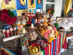 Fiesta / Mexican Birthday Party Ideas | Photo 6 of 26 | Catch My Party