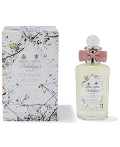 EQUINOX BLOOM PENHALIGON'S  Delicious notes of Chantilly, Frangipani and Brown Sugar are blended with violet leaves, orange blossom absolute and jasmine sambac, rounded with the deep, Oriental richness of Benzoin Siam and Ambrox. #MontorsiGiorgioModena
