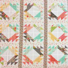 Free Quilt pattern featuring Cake Mix papers and Lulu Lane by Corey Yoder