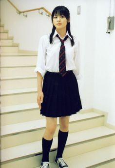 Maimi Yajima - Leader of the group Cute