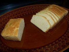 Basic Quick Bread (keto) - butter, coconut oil, eggs, almond flour, coconut flour, xanthan gum and salt