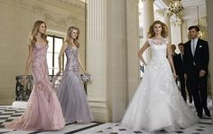 Modes Bridal stock Pronovias wedding dresses, couture wedding gowns, imported bridal gowns, coloured wedding dresses and bridal accessories. Puffy Wedding Dresses, Wedding Dresses 2014, Wedding Attire, Wedding Bride, Wedding Gowns, Bridesmaid Dresses, Wedding Ideas, Pronovias 2014, Pronovias Dresses