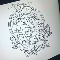 More stained glass Disney! This one is AVAILABLE! To book it, drop me an email. The link is in my bio  #tattooworkers #tattoosnob #ladytattooers #disney #disneyink #disneytatts #disneypixar #liloandstitch #stitch #liloandstitchtattoo #ohana #ohanameansfamily #stainedglasstattoo #newcastletattoo #uktattooartists