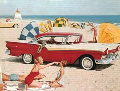 1957 Ford 4 Door Hardtop