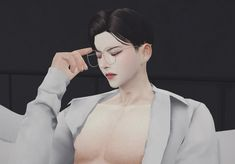 [sims4 pose] male pose_01 : 네이버 블로그 Sims 4 Hair Male, Sims Hair, Boy Poses, Male Poses, My Sims, Sims Cc, Sims 4 Clothing, Sims Mods, The Sims4