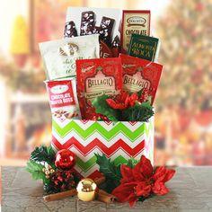 Christmas Treats Christmas Gift Basket