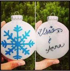 Would love to have a Disney tree and DIY ornaments are a great way to keep the cost down