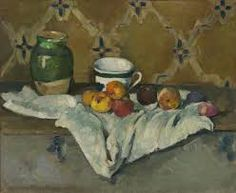 Image result for cezanne still life