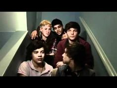 day 4 I love there 1st video diary because it shows all of them together being them selfs