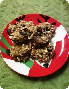 Protein Cookies. | The Hem of His Garment