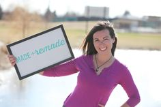 Kayleen McCabe is ready for Made + Remade! #maderemade