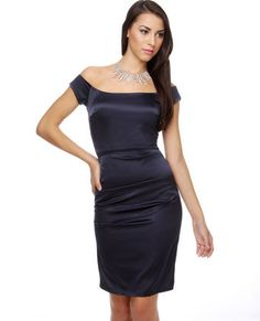 Rubber Ducky Last Dance Navy Blue Dress $65.00 from lulus.com