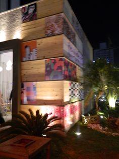 Casa Cor 2012 - Escritório do Chico Anysio - Fachada