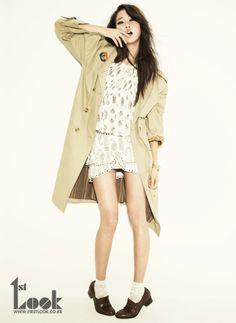 Hyoni Kang, very cute