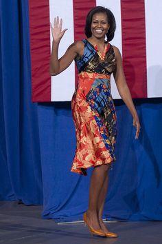 Style File:Michelle Obama