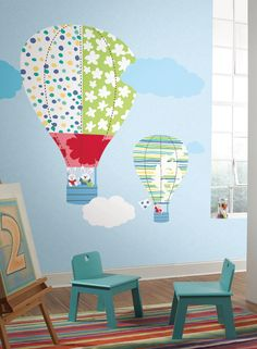 This precious nursery theme can work for little boys newborns to pre-schoolers.