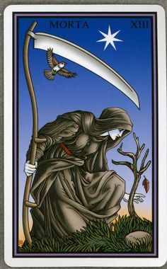 What Are Tarot Cards? Made up of no less than seventy-eight cards, each deck of Tarot cards are all the same. Tarot cards come in all sizes with all types Xiii Tarot, Tarot Death, Occult Symbols, Tarot Major Arcana, Cartomancy, Tarot Spreads, Oracle Cards, Grim Reaper, Archetypes