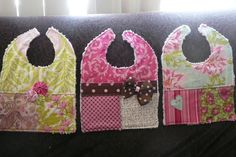 Cute way to use up scraps!