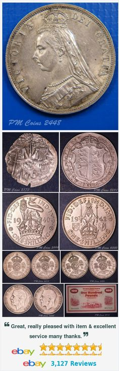 Ireland - Coins and Banknotes, UK Coins - Half Crowns items in PM Coin Shop store on eBay! http://stores.ebay.co.uk/PM-Coin-Shop/_i.html?rt=nc&_sid=1083015530&_trksid=p4634.c0.m14.l1581&_pgn=7