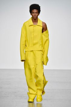 Pronounce | Menswear - Spring 2018 | Look 1