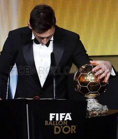 La otra cara de la Gala del Balón de Oro | FC Barcelona