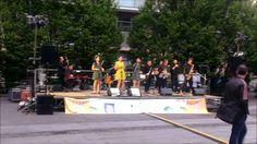 Jazzlag and us at Sto. Stefano Alessandria Italy